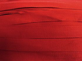 Great value 25mm Cotton Heading Tape- Tomato Red #549 available to order online Australia