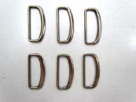 Great value D-Rings DRW04- 6 for $2.50 available to order online Australia
