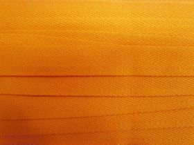 Great value 25mm Cotton Heading Tape- Mango #550 available to order online Australia