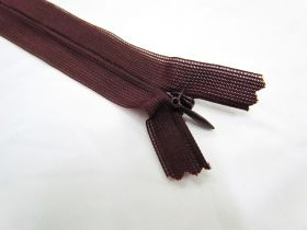 Great value Invisible Zip- Cranberry- 175 available to order online Australia