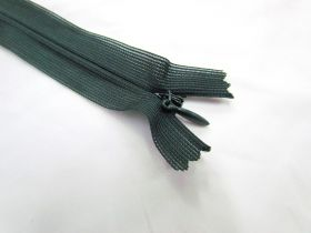 Great value Invisible Zip- Hunter Green- 615 available to order online Australia