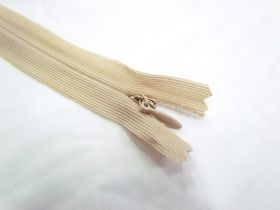 Great value Invisible Zip- Natural- 297 available to order online Australia