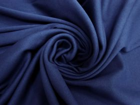 Great value Tubed 1x1 Cotton Rib- Night Blue #5549 available to order online Australia