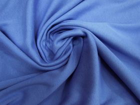 Great value Tubed 1x1 Cotton Rib- Bright Sky Blue #5550 available to order online Australia