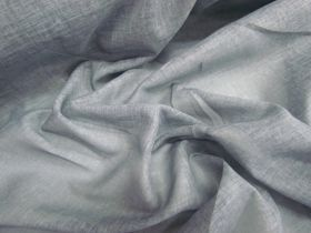 Great value Textured Voile- Cold Grey available to order online Australia
