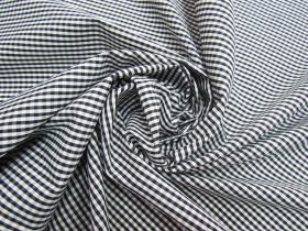 Great value 3mm Gingham Cotton- Black #5568 available to order online Australia
