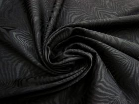 Great value Fierce Stripes Stretch Jacquard- Black #4199 available to order online Australia
