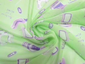 Great value Electric Dreams Silk Georgette #5575 available to order online Australia