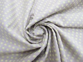 Great value Embroidered Spot Cotton- Berry Yoghurt #5594 available to order online Australia