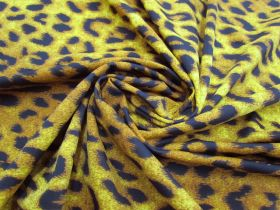 Great value Animal Print Lycra- Leopard available to order online Australia