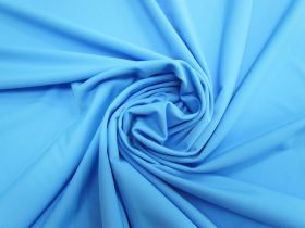 Great value Matte Spandex- Cloudless Blue #5606 available to order online Australia