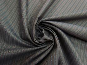 Great value Herringbone Dark Chocolate Stripe Suiting #5610 available to order online Australia