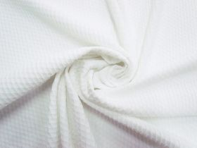 Great value Lattice Bubble Knit- White #5615 available to order online Australia