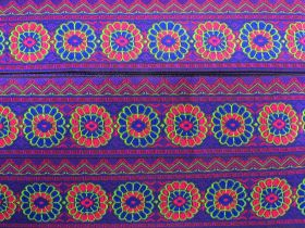 Great value 50mm Neon Festival Brocade Ribbon #552 available to order online Australia