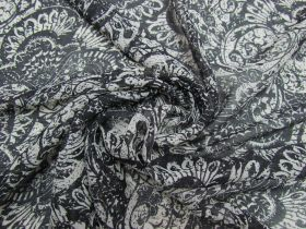 Great value Gothic Paisley Yoryu Chiffon #5636 available to order online Australia