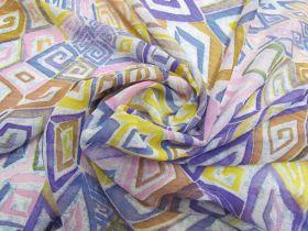Great value Mosaic Maze Yoryu Chiffon #5635 available to order online Australia