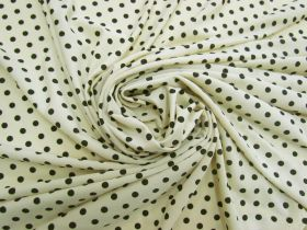 Great value Polka Dot Spot Jersey- Sherbet Yellow #5639 available to order online Australia