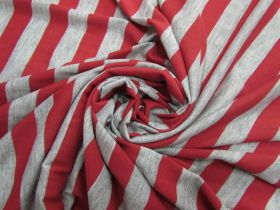 Great value Soft Jersey- Red & Grey #5647 available to order online Australia