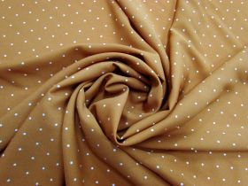 Great value Caramel Spot Faille #5667 available to order online Australia