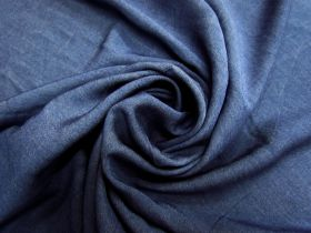 Great value Drapey Chambray Cotton- Dusk Blue #5671 available to order online Australia
