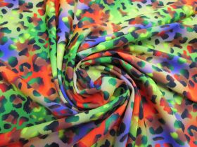 Great value Neon Leopard Spandex #5668 available to order online Australia
