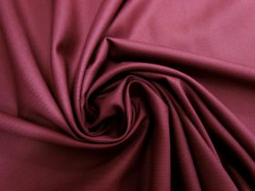 Great value Viscose Blend Twill Suiting- Red Currant Jam #5694 available to order online Australia