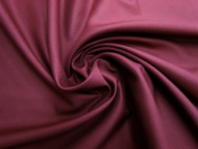 Great value Viscose Blend Twill Suiting- Maroon #5695 available to order online Australia