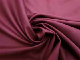 Great value Viscose Blend Twill Suiting- Berry Burgundy #5696 available to order online Australia
