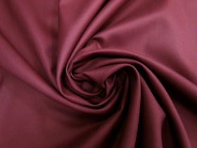 Great value Viscose Blend Twill Suiting- Plum Red #5697 available to order online Australia