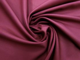 Great value Viscose Blend Twill Suiting- Regency Red #5698 available to order online Australia