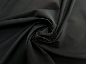 Great value Water Resistant Peachskin Microfibre- Black #5699 available to order online Australia