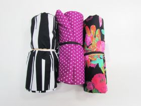 Great value 2m Mystery Pack - Mixed Spandex Mini-Roll Prints available to order online Australia
