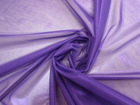 Great value Foile Stretch Mesh- Purple #5713 available to order online Australia