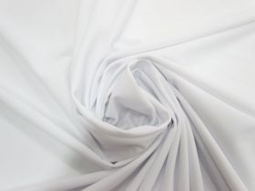Great value Matte Spandex- Basic White #5714 available to order online Australia