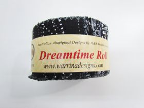 Great value Dreamtime Jelly Roll- Black Colour Theme available to order online Australia