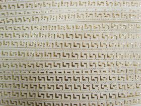 Great value 15mm Ancient Gold Brocade Ribbon Trim #557 available to order online Australia
