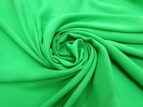 Great value Georgette- Bright Green #4294 available to order online Australia