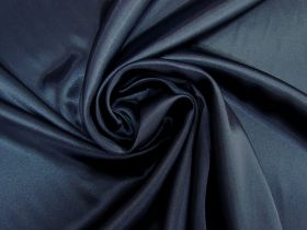 Great value Charmeuse Satin- Alluring Navy #5715 available to order online Australia