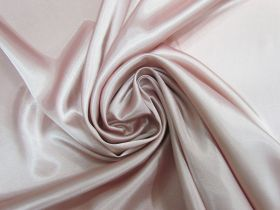 Great value Charmeuse Satin- Rosie Pink #5716 available to order online Australia