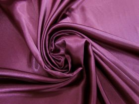 Great value Charmeuse Satin- Majestic Maroon #5722 available to order online Australia