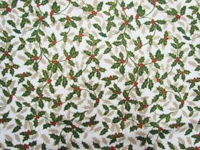 Great value Jolly Holly Cotton #5735 available to order online Australia