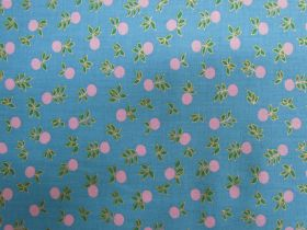 Great value Ruby Star Society Cotton- Stay Gold- Blossom- Vintage Blue #17M available to order online Australia