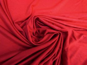 Great value Drapey Viscose Jersey- Ruby Red #5739 available to order online Australia