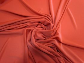 Great value Crepe Jersey- Blood Orange #5746 available to order online Australia