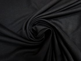 Great value Unbrushed Fleece- Comfort Black #5751 available to order online Australia