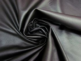 Great value Wet Look Bengaline- Black #5755 available to order online Australia