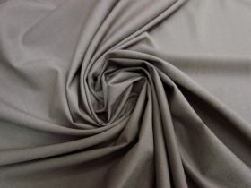 Great value Wool Cotton Blend Suiting- Thunder Grey #5759 available to order online Australia