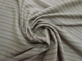 Great value Track Stripe Stretch Wool Suiting #5762 available to order online Australia
