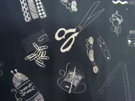 Great value Make Something Cotton- DV3866- Charcoal available to order online Australia