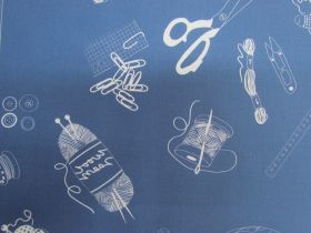 Great value Make Something Cotton- DV3865- Navy available to order online Australia